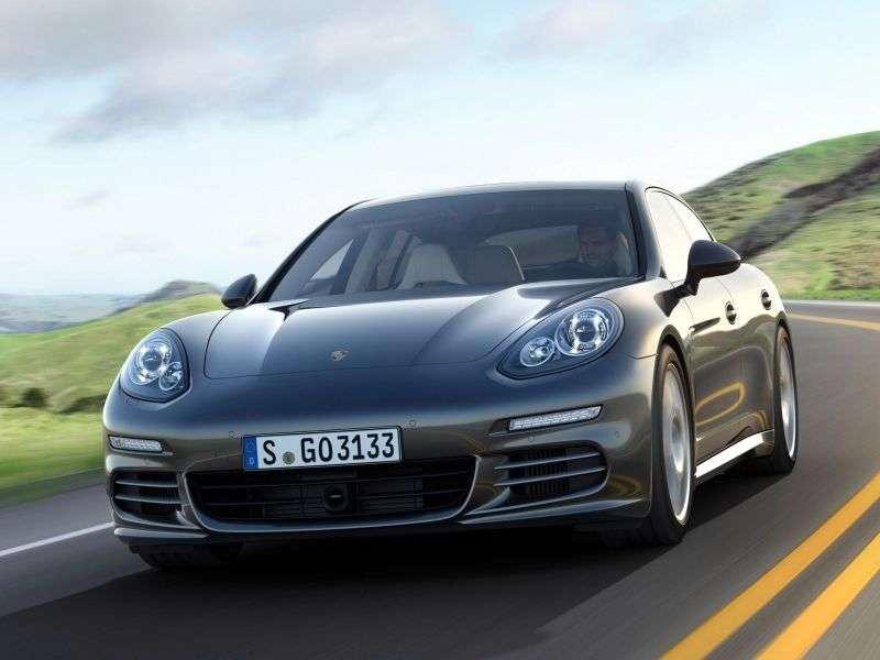 Porsche Panamera E2B [restyling] liftback GTS 4.8 PDK AWD Basic (2013 – to. In.)