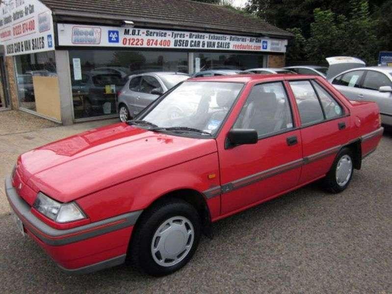 Proton Saloon 1st generation 1.5 MT sedan (1989–1997)