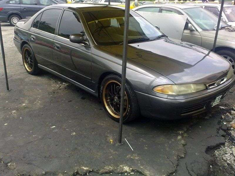 Proton Perdana 1st generation 2.0 MT sedan (1996 – n. In.)
