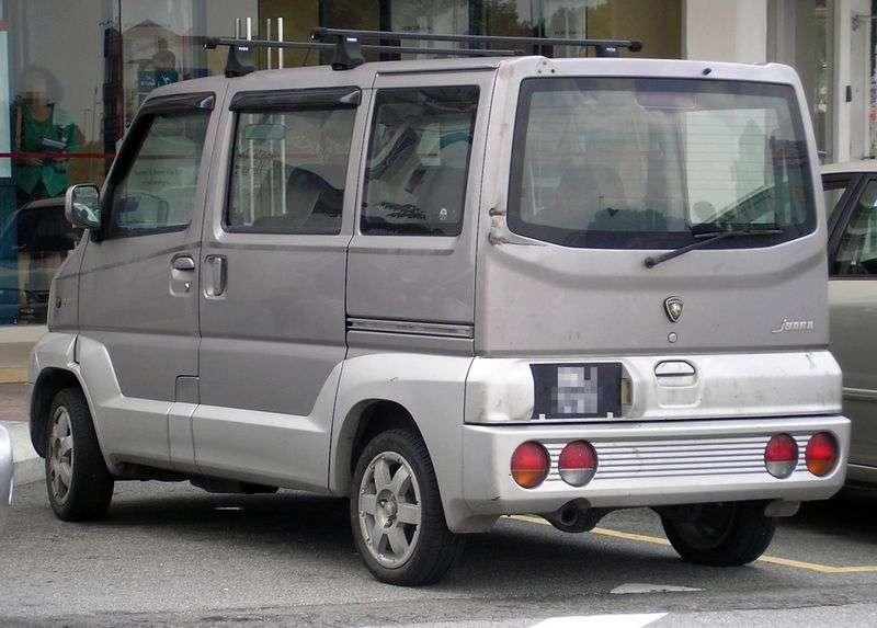Proton Juara 1st generation 1.1 AT minivan (2001–2003)