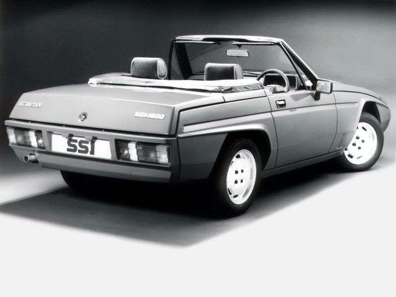 Reliant Scimitar SS1 1st generation convertible 1.8i MT Turbo (1986–1992)