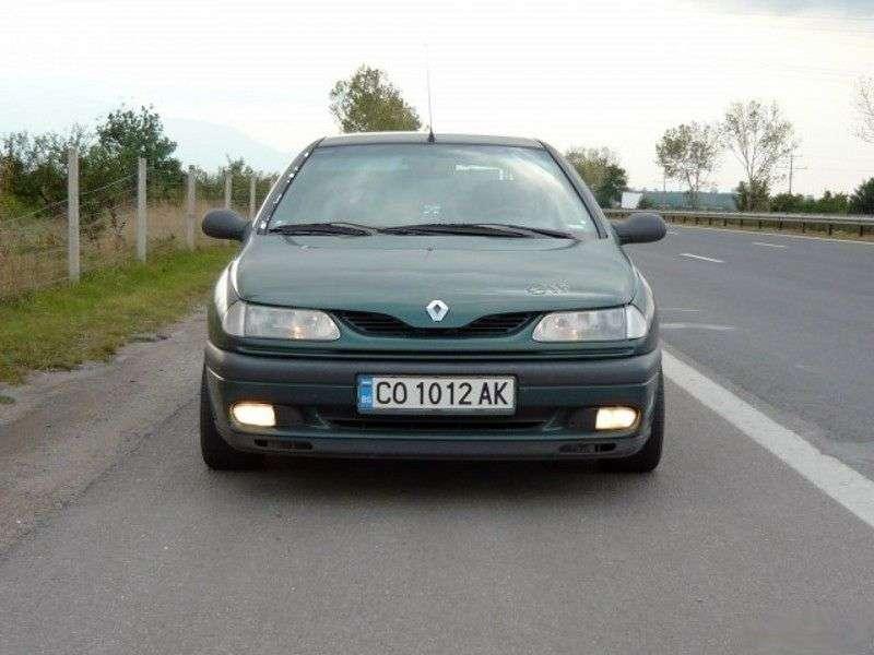 Renault Laguna 1st generation hatchback 2.2 TD MT (1994–1998)