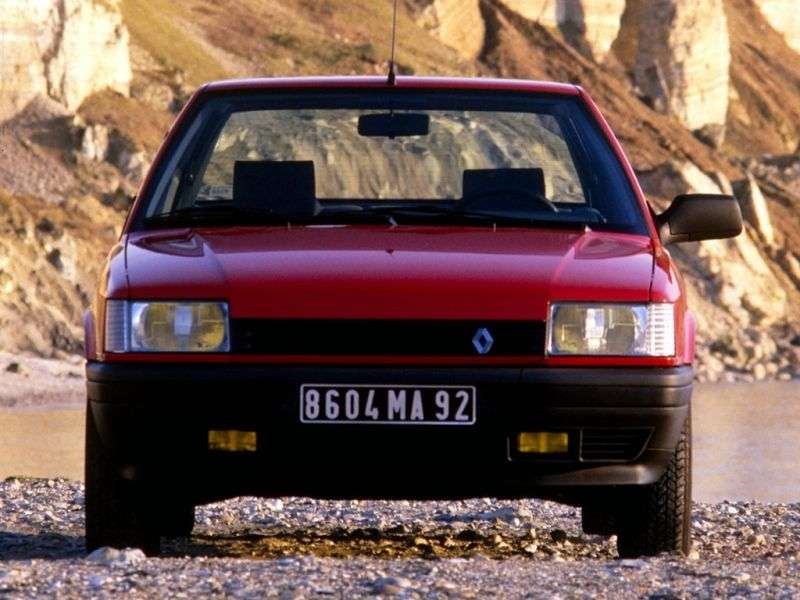 Renault 21 1st generation 2.1 d MT sedan (1986–1989)