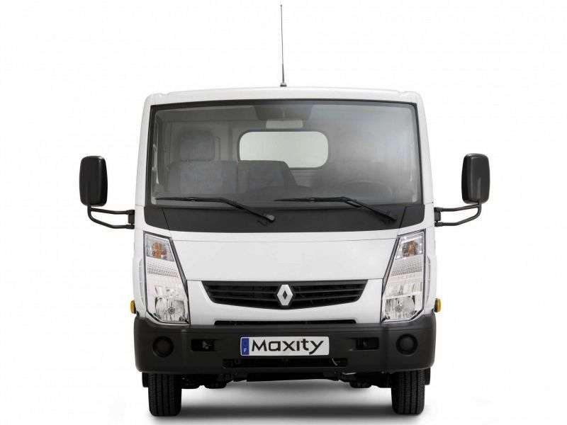 Renault Maxity 1st generation chassis 2 bit 2.5 DXi MT SWB (2007 – present)