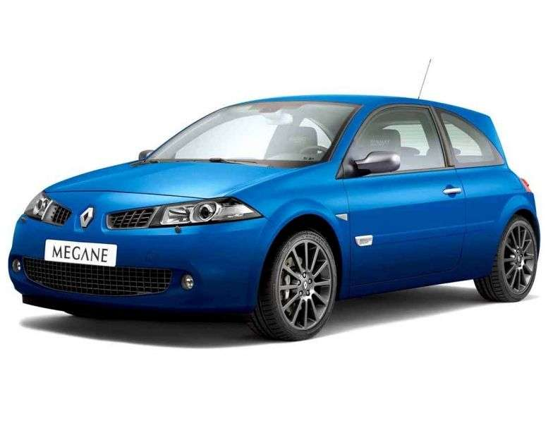 Renault Megane 2nd generation [restyling] RS hatchback 3 dv. 2.0 dCi MT (2006–2008)