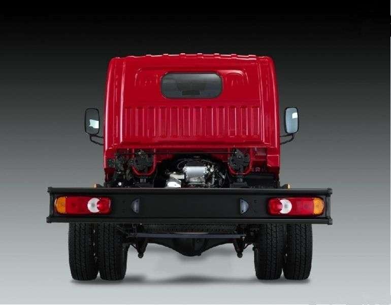 Renault Maxity 1st generation chassis 2 bit 2.5 DXi 6MT LWB (2007 – present)