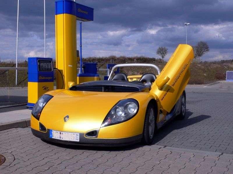 Renault Sport Spider 1st generation 2.0 MT convertible (1996–1999)