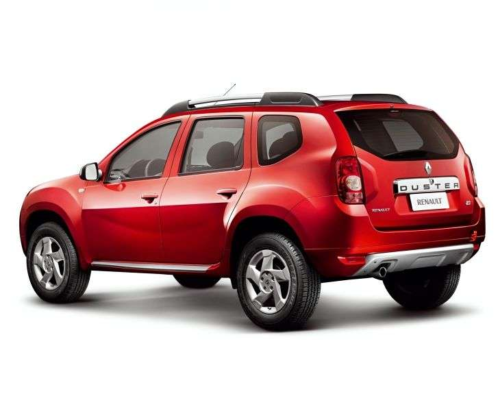 Renault Duster 1st generation crossover 1.6 MT Authentique (2010 – n.)