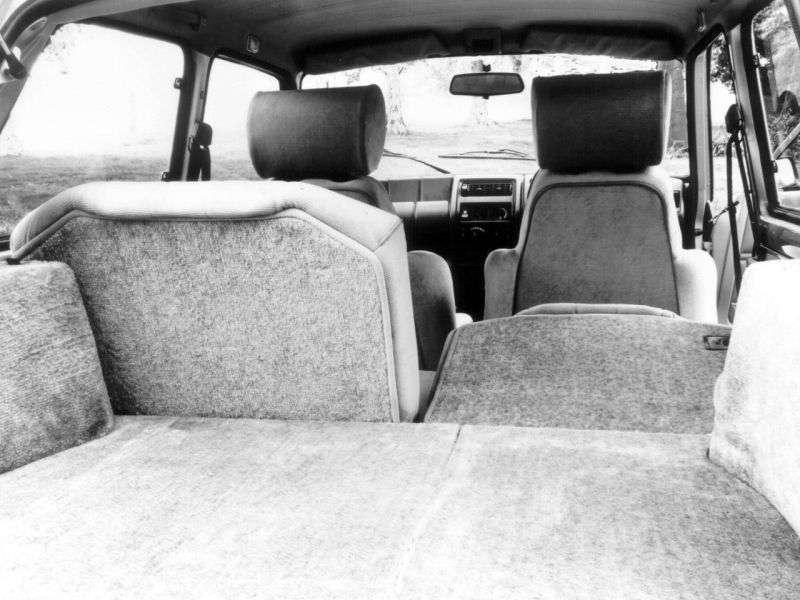 Renault 5 1st generation Gordini 3 dv hatchback 1.4 MT (1976–1984)