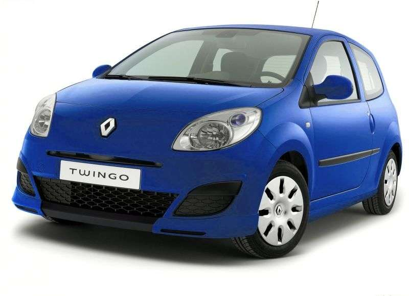 Renault Twingo 2nd generation hatchback 1.2 AMT (2007–2011)