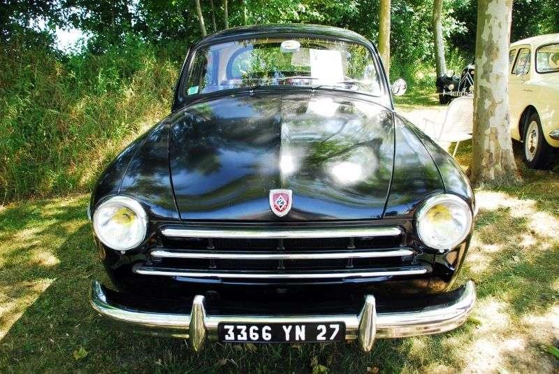 Renault Fregate 1st generation sedan 2.0 MT (1953–1955)