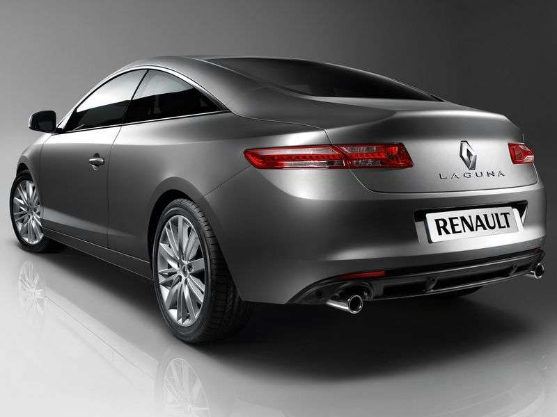 Renault Laguna 3.generacja coupe 2.0T AT Initiale (2013) (2008 obecnie)