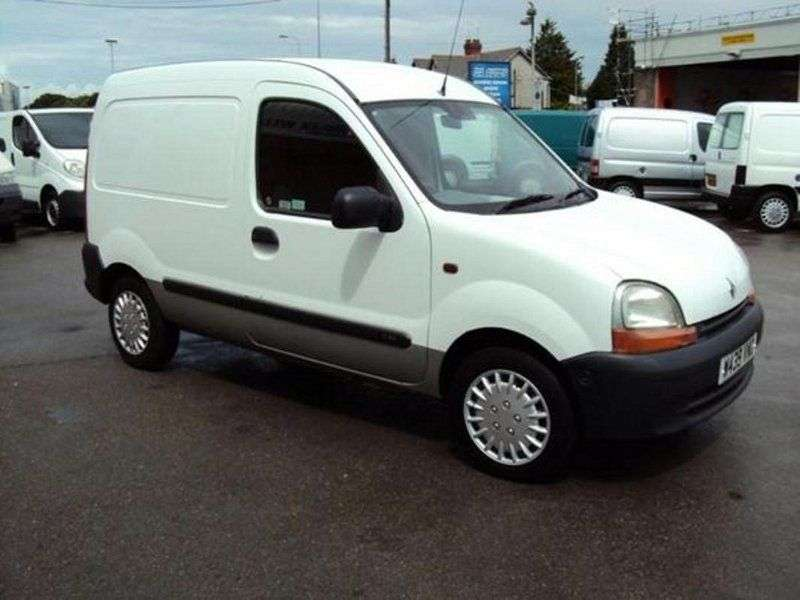 Renault Kangoo 1st generation van 1.4 AT (1998–2003)