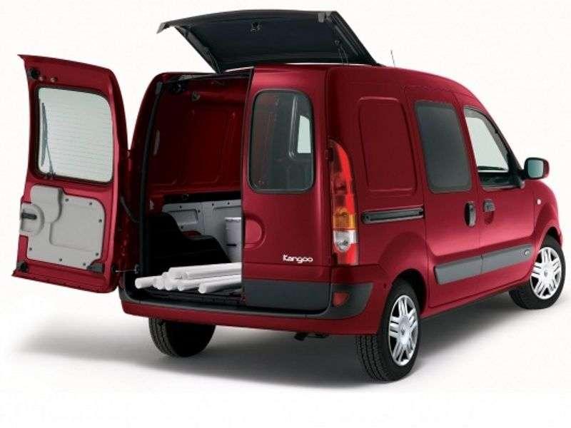 Renault Kangoo 1st generation [restyled] Express van 1.5 dCi MT (2004–2007)