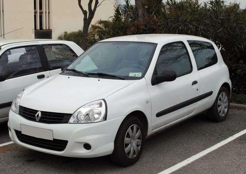 Renault Clio Campus [3rd restyling] 3 bit hatchback 1.5 dCi MT (2009–2012)