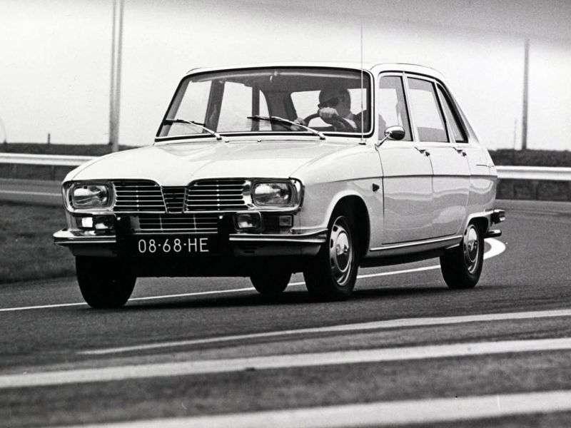 Renault 16 1st generation hatchback 1.5 MT (1965–1971)