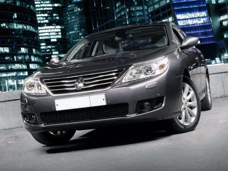 Renault Latitude 1st generation sedan 2.0 CVT Dynamique (2011) (2010 – n.)
