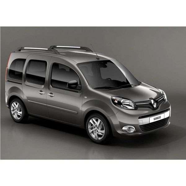Renault Kangoo 2nd generation [restyled] minivan 1.5 dCi MT Expression (2013 – v.)