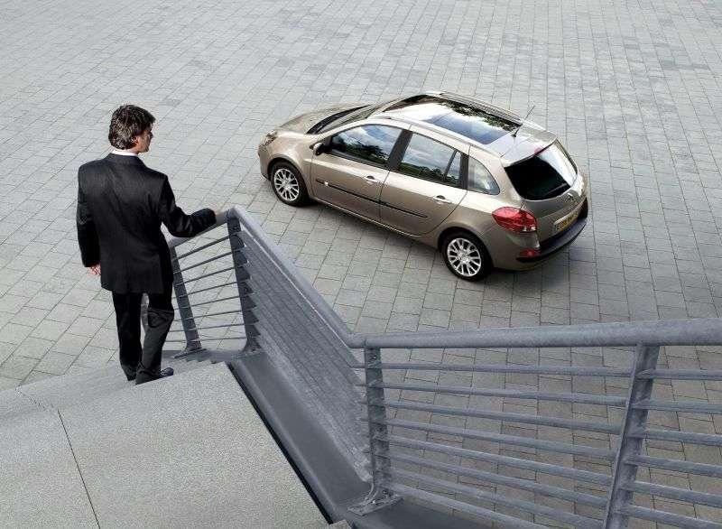 Renault Clio 3 generation universal 1.2 MT (2007–2009)