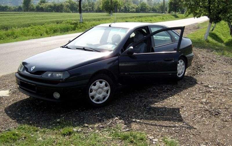 Renault Laguna 1st generation [restyled] 1.8 MT hatchback (1998–2000)