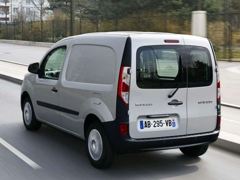 Renault Kangoo 2nd generation [restyled] 1.5 dCi MT Authentique van (2013 – v.)