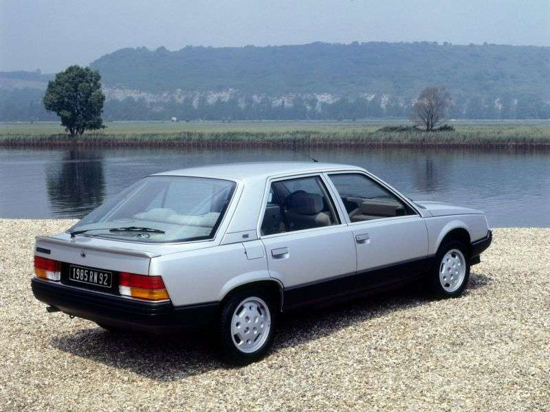 Renault 25 1st generation liftback 5 bit 2.0 MT (1984 1988)