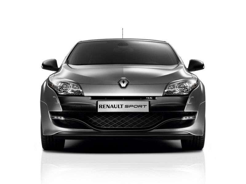 Renault Megane 3rd generation RS hatchback 3 dv. 2.0 TCe MT Sport (2009–2012)
