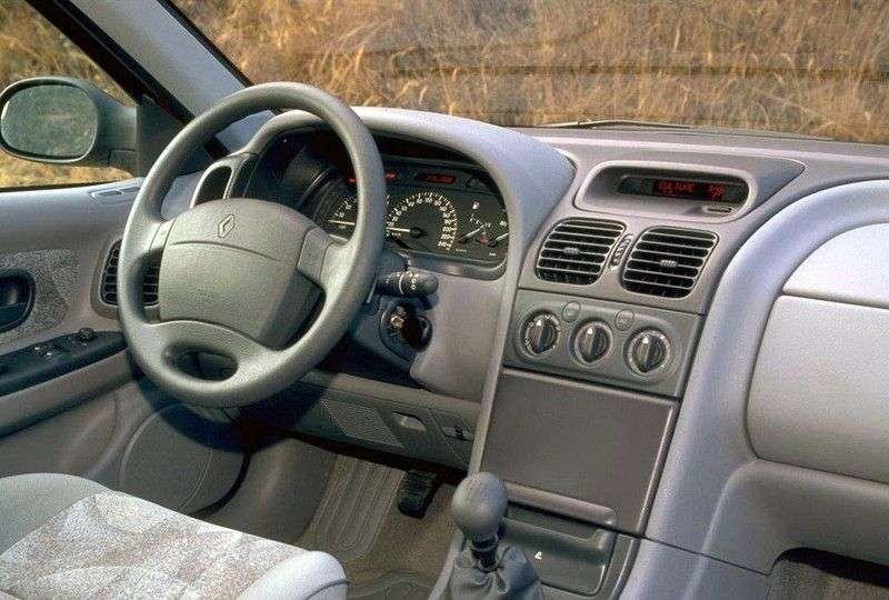 Renault Laguna 1st generation Grandtour wagon 2.2 dT MT (1996–1998)