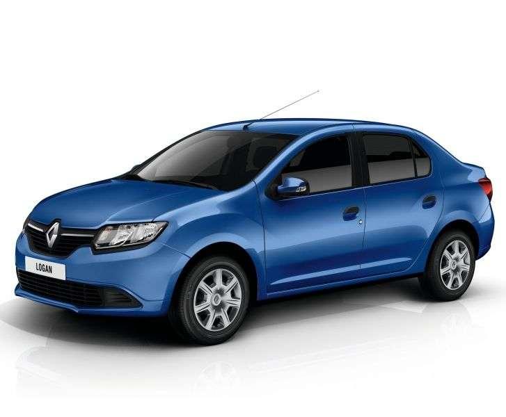 Renault Logan sedan 2.generacji 1.5 dCi MT (2013 obecnie)