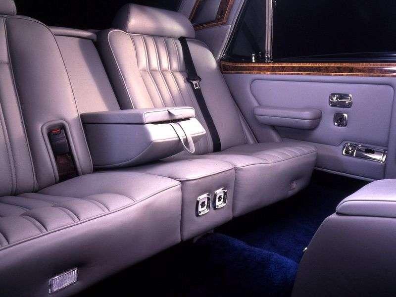 Rolls Royce Silver Spur sedan 3.generacji 6.75 AT (1992 1994)