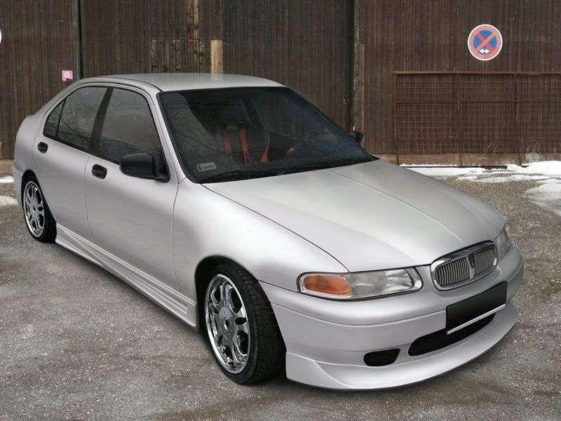 Rover 400 Series HH Retchback 414 MT Si (1995–2000)
