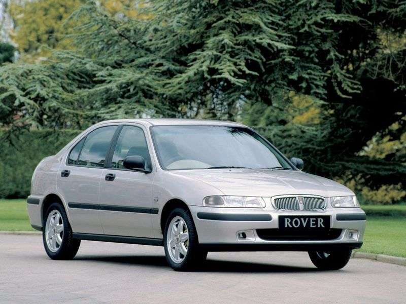 Rover 400 Series HH R sedan 416 AT Si (1995 2000)