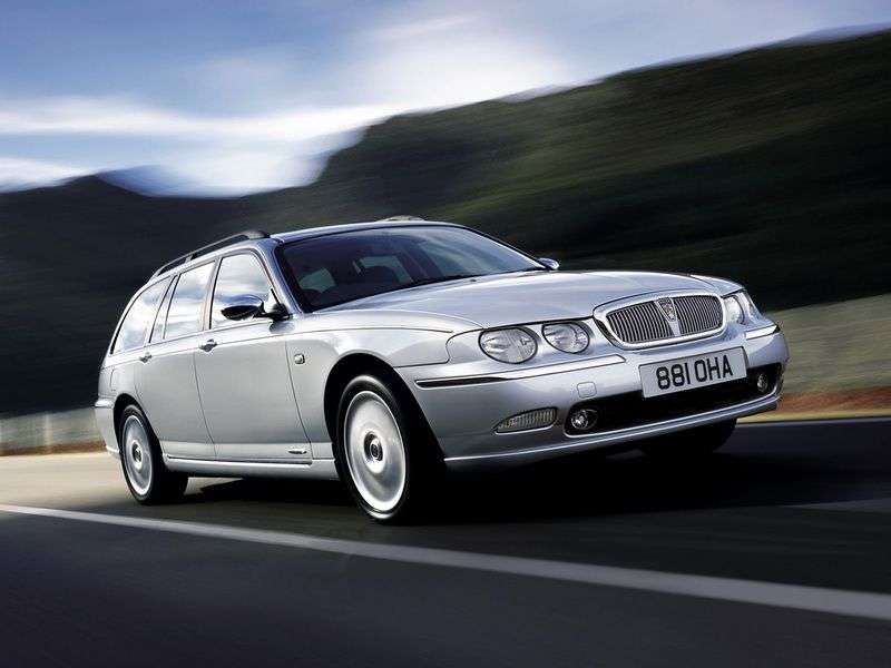 Rover 75 1st generation wagon 2.0 CDT MT (2001–2005)
