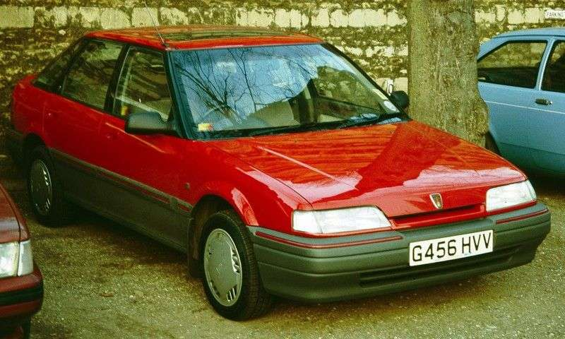 Rover 200 Series R8hatchback 214 MT (1993–1995)