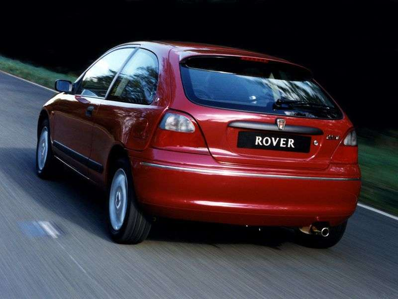 Rover 200 Series R3etchback 216 MT Si (1995–2000)
