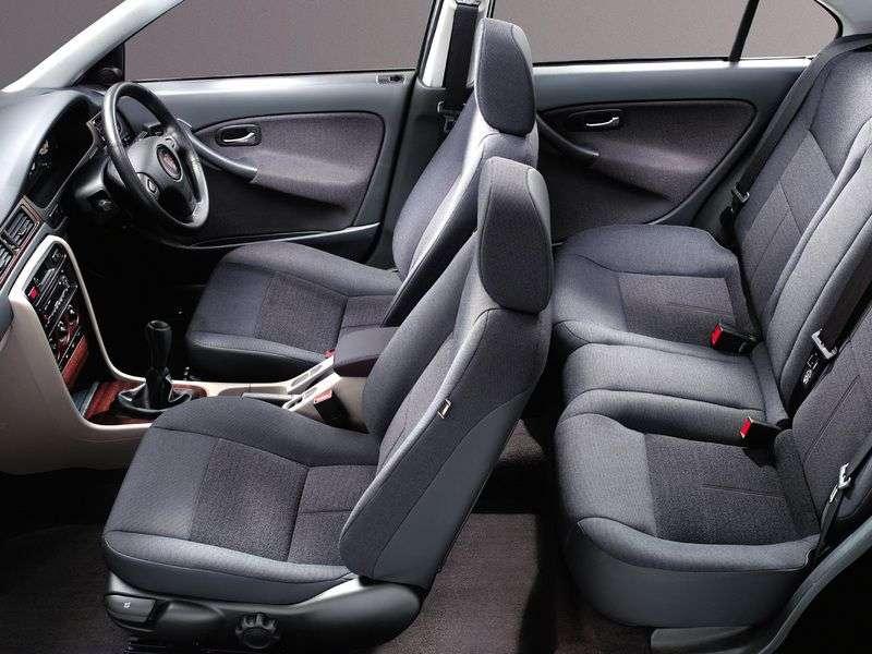 Rover 45 1st generation hatchback 1.4 MT (1999–2005)