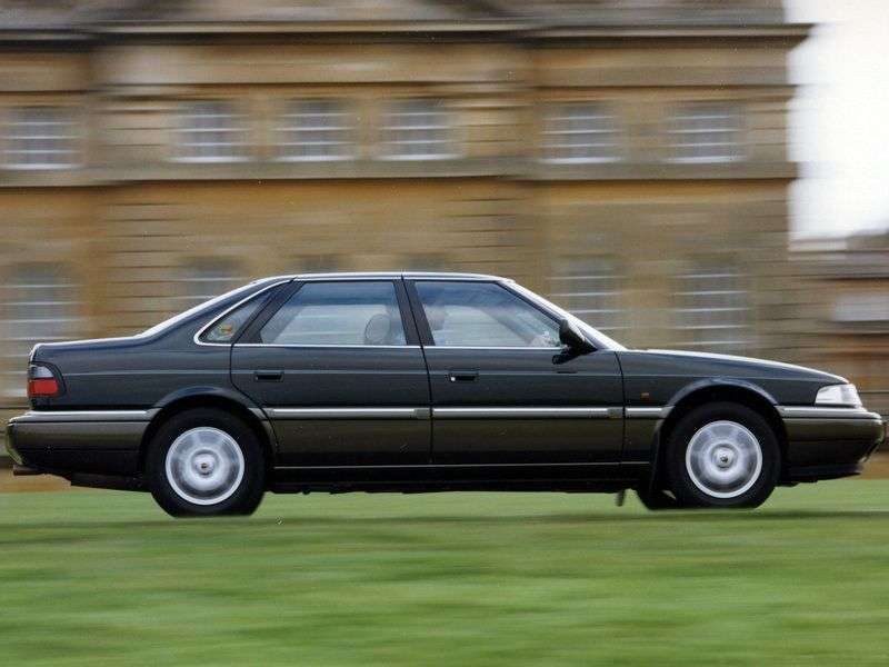 Rover 800 Series 1st Generation 825 MT D Sedan (XS) (1990–1999)