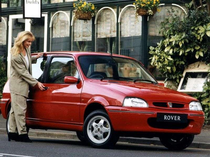 Rover 100 1st generation hatchback 114 MT GTA (1990–1998)