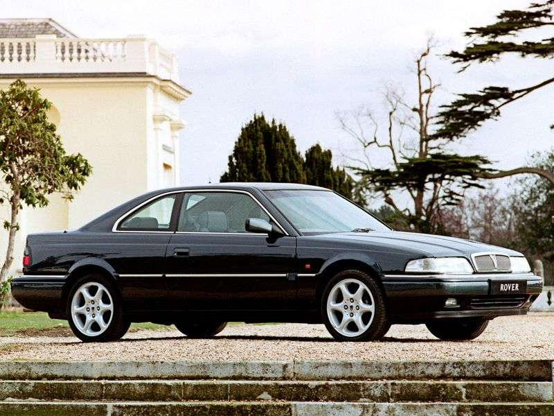 Rover 800 Series 1st generation coupe 827 AT (1992–1999)