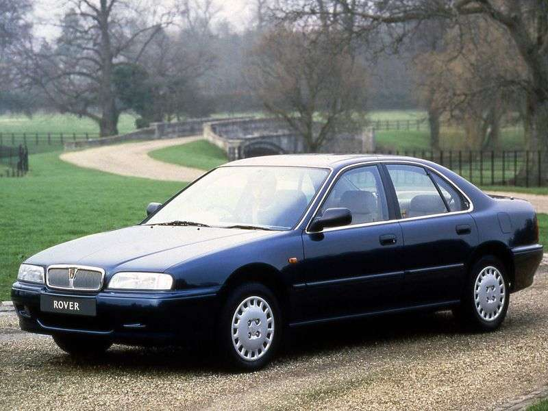 Rover 600 Series 1st generation 620 MT Si sedan (1993–1999)
