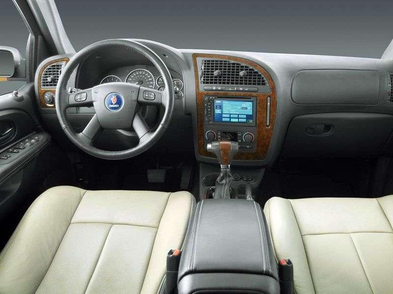 Saab 9 7X 1st generation SUV 4.2 AT (2005 – n. In.)