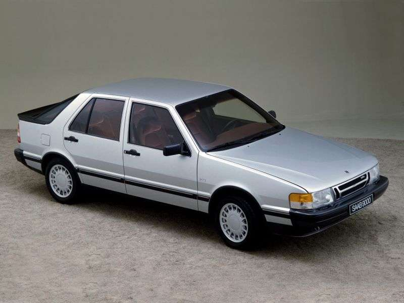 Saab 9000 1st generation hatchback 2.3 Turbo AT (1989–1993)