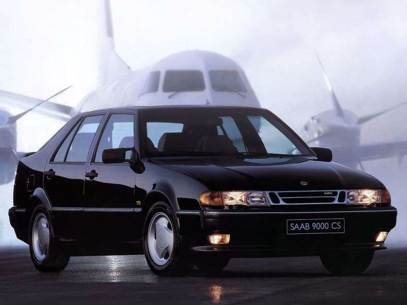 Saab 9000 2nd generation hatchback 2.3 Turbo AT (1993–1998)