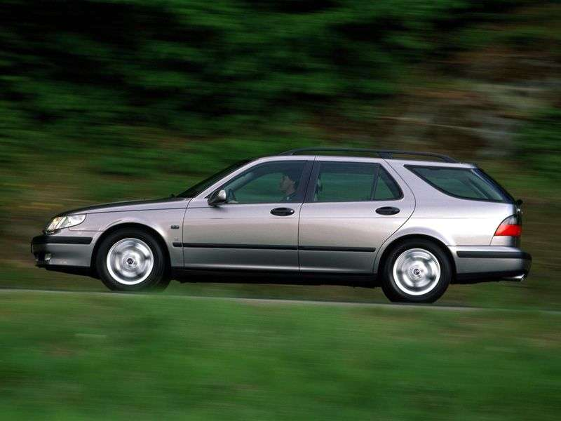 Saab 09.May 1st generation wagon 3.0 AT (1998–2001)