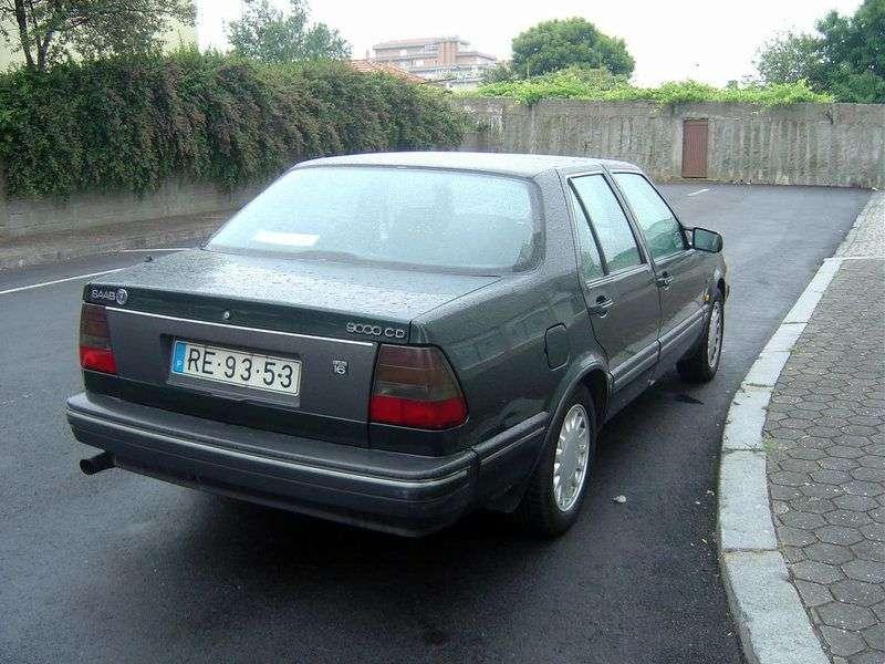 Saab 9000 1st generation 2.0 MT sedan (1984–1991)