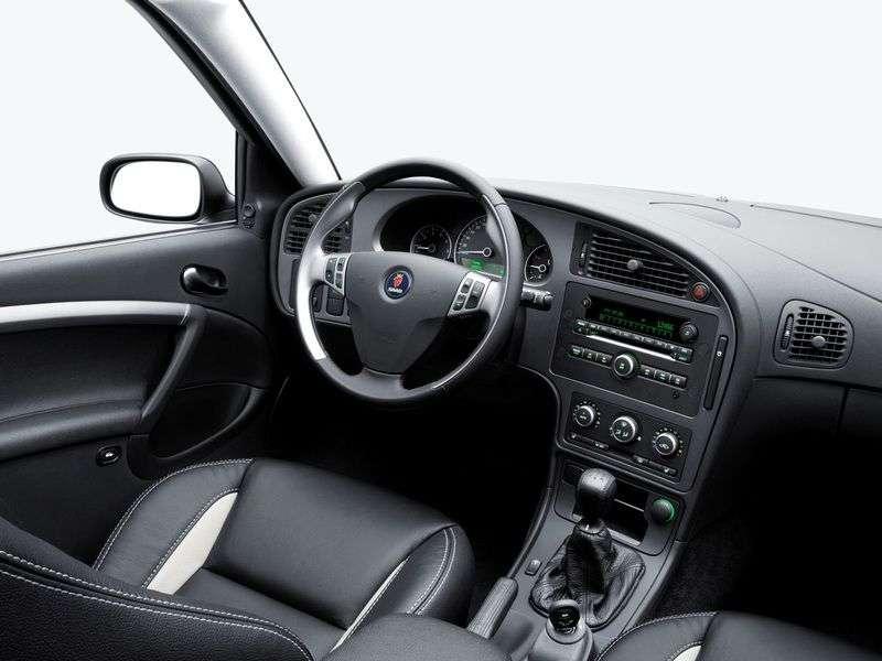 Saab 09.May 1st generation [restyling] station wagon 1.9 TDi AT (2005–2010)