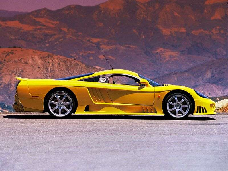 Saleen S7 1st generation coupe 7.0 MT (2000 – n.)