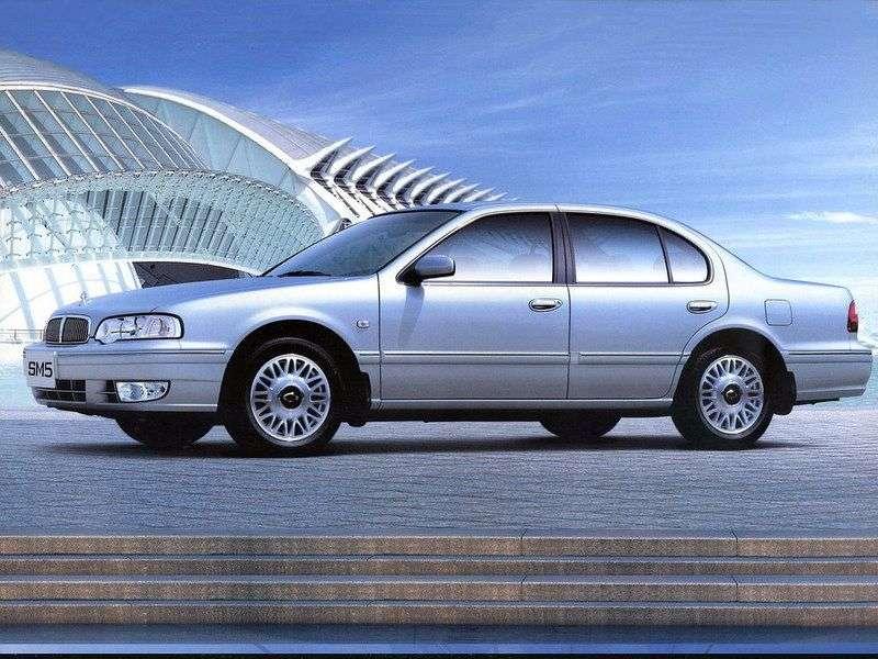 Samsung SM5 1st generation AT 2.0 sedan (1998–2005)