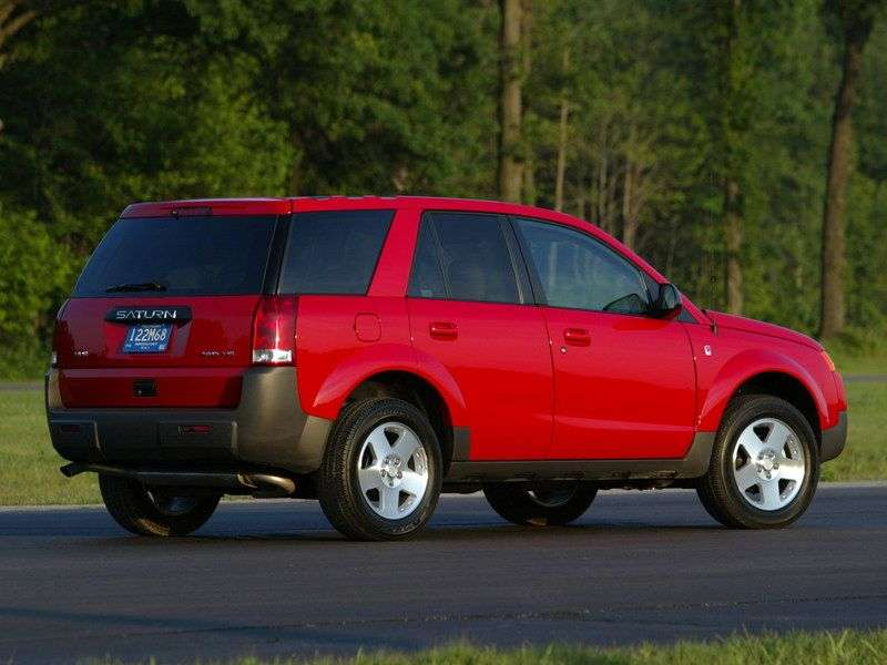 Saturn VUE 1st generation crossover 2.2 CVT AWD (2001 – n.)