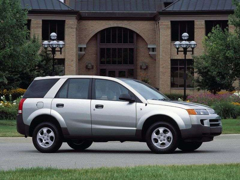 Saturn VUE 1st generation 2.2 MT FWD crossover (2001 – n. In)